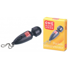 One Night Stand Pocket Wand Vibrator Easy Love