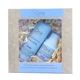 One Pack One Cleanse et One Cream Onecosmetics