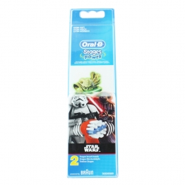 ORAL B BROSSETTES KIDS STAR WARS X2