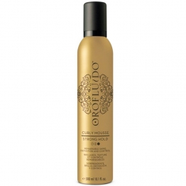 OROFLUIDO CURLY MOUSSE 300ML