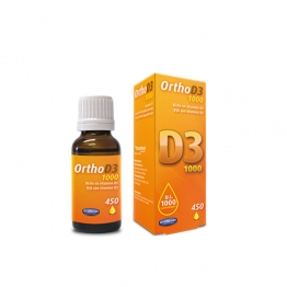 ORTHONAT ORTHO D3 1000 20ML