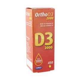 ORTHONAT ORTHO D3 2000 30ML