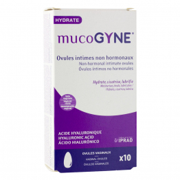 OVULES VAGINAUX CICATRISANTS INTIMES X10 MUCOGYNE