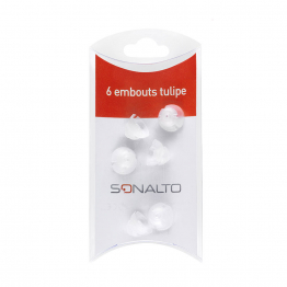 Pack 6 Embouts Tulipe Sonalto