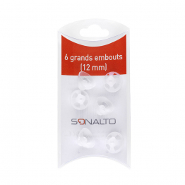 Pack 6 Grands Embouts 12mm Sonalto