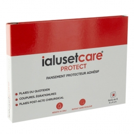 PANSEMENT PROTECTEUR ADHESIF X5 PROTECT IALUSETCARE GENEVRIER
