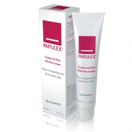 PAPULEX CREME OIL-FREE PEAUX A IMPERFECTIONS 40ML