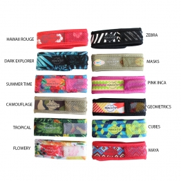 PARA KITO BRACELET REPULSIF ANTI-MOUSTIQUE NATUREL MOTIF GRAFFIC
