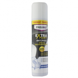 PARANIX EXTRA FORT ANTI-POUX SPECIAL ENVIRONNEMENT 225ML