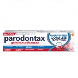 PARODONTAX DENTIFRICE PROTECTION COMPLETE 75ML