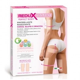 PATCH CUISSES FESSIERS BRAS X48 REDUX PATCH PERFECT BODY INCAROSE