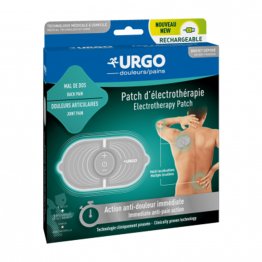 PATCH ELECTROTHERAPIE RECHARGEABLE URGO