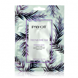 Masque tissu purifiant anti-imperfections 19ml Morning mask Payot