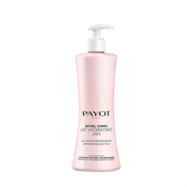 Lait hydratant 24H 400ml Rituel corps Payot