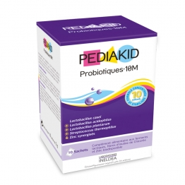 PEDIAKID PROBIOTIQUE-10M 10 SACHETS
