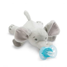 PELUCHE ULTRA DOUCE 0-6 MOIS AVENT PHILIPS