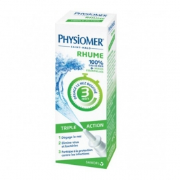 PHYSIOMER SPRAY NASAL RHUME TRIPLE ACTION 20ML