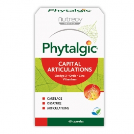 PHYTEA PHYTALGIC CAPITAL ARTICULATIONS 45 CAPSULES