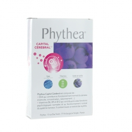 PHYTHEA CAPITAL CEREBRAL 30 CAPSULES