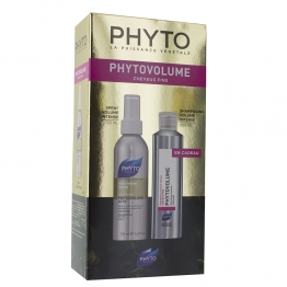PHYTO COFFRET VOLUME ACTIF + SHAMPOOING VOLUME 200ML