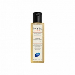 PHYTO PHYTOCOLOR CARE SHAMPOOING PROTECTEUR DE COULEUR CHEVEUX COLORES MECHES 100ML