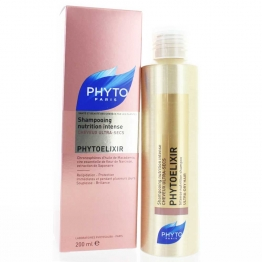PHYTO PHYTOELIXIR SHAMPOOING INTENSE NUTRITION CHEVEUX ULTRA-SECS 200ML