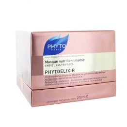 PHYTO PHYTOELIXIR MASQUE NUTRITION INTENSE CHEVEUX ULTRA-SEC 200ML
