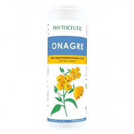 PHYTOCEUTIC HUILE D'ONAGRE 180 CAPSULES