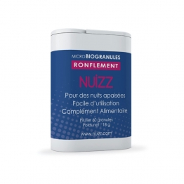 PHYTORESEARCH NUIZZ MICRO BIOGRANULES RONFLEMENT X60