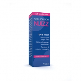 PHYTORESEARCH NUIZZ ORO-SOLUTION SPRAY BUCCAL ANTI-RONFLEMENT 9ML