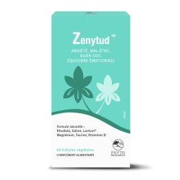 PHYTORESEARCH ZENYTUD 60 GELULES