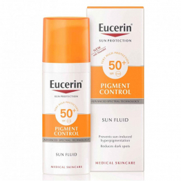 PIGMENT CONTROL FLUID SPF 50 SOLAIRE ANTI TACHES 50 ML SUN PROTECTION EUCERIN