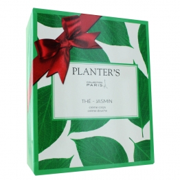 PLANTER'S COFFRET CREME CORPS ET DOUCHE THE JASMIN