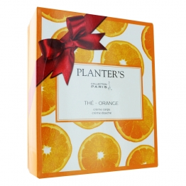 PLANTER'S COFFRET CREME CORPS ET DOUCHE THE ORANGE