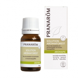PRANAROM AROMAPIC AROMAFOREST ANTI-TIQUES LOTION 10ML