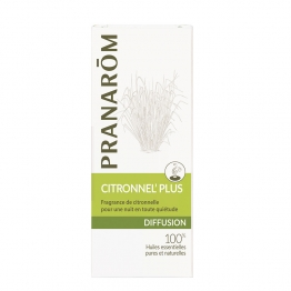 PRANAROM DIFFUSION CITRONNEL'PLUS 30ML