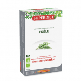 PRELE REMINERALISATION BIO 20 AMPOULES SUPERDIET