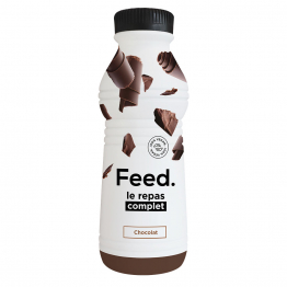PRET A BOIRE REPAS COMPLET 500ML CHOCOLAT FEED