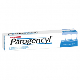 Prevention Gencives Dentifrice 75ml Parogencyl