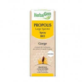 PROPOLIS LARGE SPECTRE BIO 15ML SPRAY HERBALGEM
