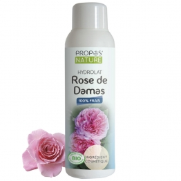 PROPOS'NATURE HYDROLAT DE ROSE DE DAMAS BIO 100ML