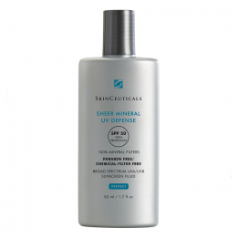 PROTECTION SOLAIRE EFFET MAT SPF50 50ML SHEER MINERAL UV DEFENSE SKINCEUTICALS