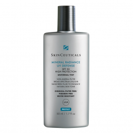 PROTECTION SOLAIRE TEINTEE SPF50 50ML MINERAL RADIANCE UV DEFENSE SKINCEUTICALS