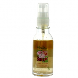 MELVITA DUO REPULPANT ECLAT A LA PULPE DE ROSE 50ML
