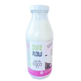 PURE FLOW LAIT DE COCO BIO 500ML