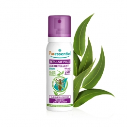 PURESSENTIEL SPRAY ANTI-POUX REPULSIF 75ML