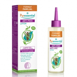 PURESSENTIEL LOTION ANTI-POUX 200ML