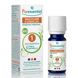 PURESSENTIEL MARJOLAINE A COQUILLES 5ML