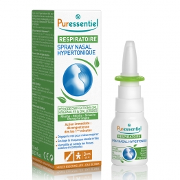 PURESSENTIEL RESPIRATOIRE SPRAY NASAL HYPERTONIQUE 15ML