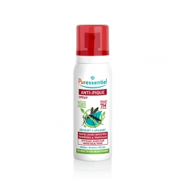PURESSENTIEL SPRAY ANTI-PIQUE ADULTES ET ENFANTS 75ML